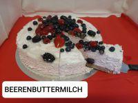 Beerenbuttermilch